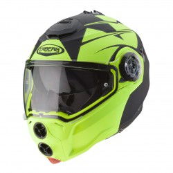 Casco CABERG DROID PATRIOT fluo