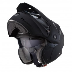 Casco CABERG TOURMAX MATT BLACK
