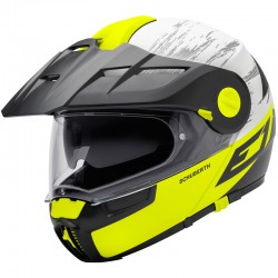 Casco SCHUBERTH E1 CROSSFIRE Amarillo