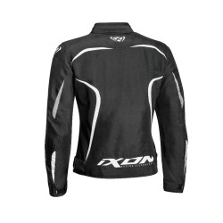 Chaqueta IXON SPRINTER AIR negro blanco