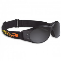 Gafas elasticas ahumadas HELD 9810