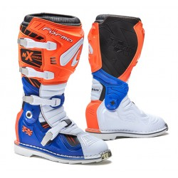Botas FORMA TERRAIN TX ORANGE-WHITE-BLUE