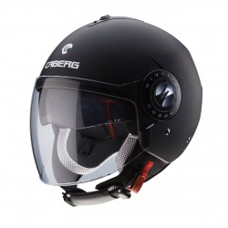 CASCO CABERG RIVIERA V3 MATT BLACK