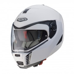 casco CABERG SINTESI blanco