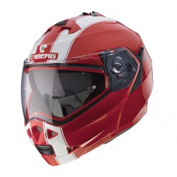 Casco CABERG DUKE 2 LEGEND DUCATI Rojo/Blanco