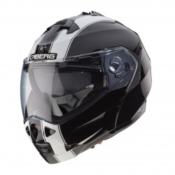 Casco CABERG DUKE 2 LEGEND Negro Blanco