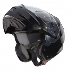 Casco modular CABERG DUKE 2 SMART Negro