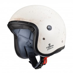 Casco CABERG FREERIDE OLD WHITE