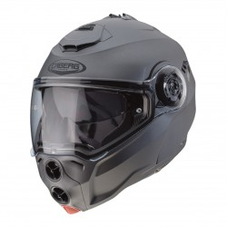 Casco CABERG DROID Antracita mate