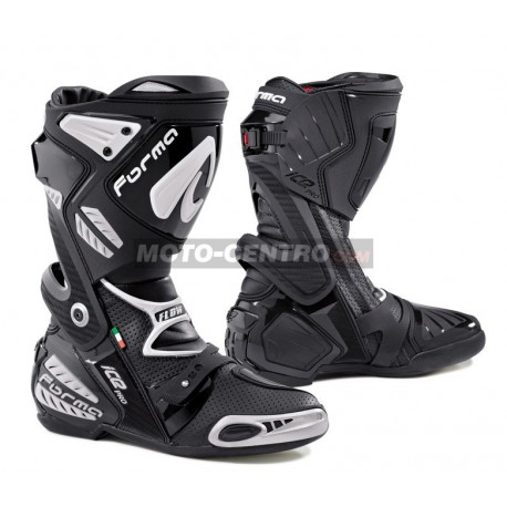 Botas racing FORMA ICE PRO FLOW Negro