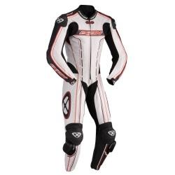 Mono racing canguro IXON ZENITH Blanco negro rojo
