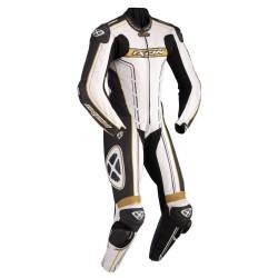 Mono profesional IXON ZENITH Blanco negro oro