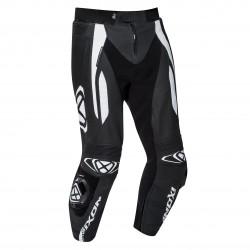 Pantalones piel IXON VORTEX 2 Negro blanco