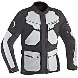 Chaqueta maxi trail IXON CROSSTOUR HP Negro gris