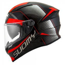 Casco SUOMY SPEEDSTAR RAP rojo