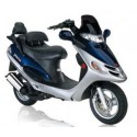 Kymco Yager/Spacer 50 2T